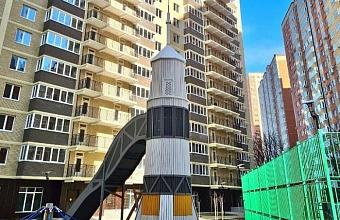 Строительство проблемного ЖК «Таурас-96» в Краснодаре завершили