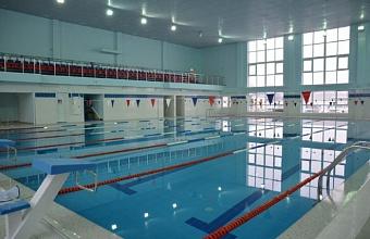 В Крымском районе завершено строительство спорткомплекса с бассейном