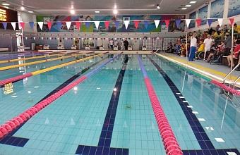 Чемпионат России по паралимпийскому плаванию стартовал в Краснодаре