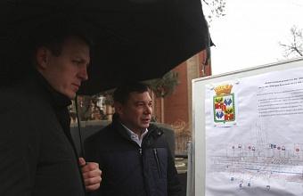 В Краснодаре расширят транспортное кольцо на Гидрострое