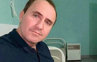 Мэра Геленджика госпитализировали с коронавирусом