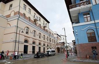 В Краснодарском крае 76 отелей работают по системе «все включено»