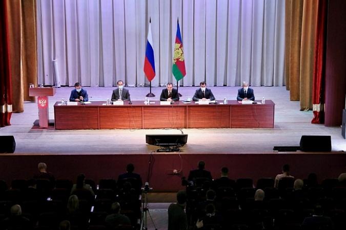 Источник фото: Пресс-служба администрации Краснодарского края.