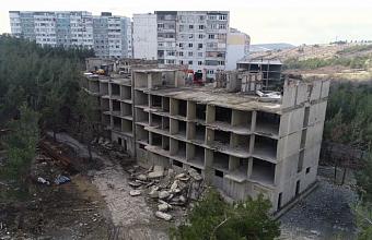 В Геленджике до конца марта снесут недостроенную многоэтажку