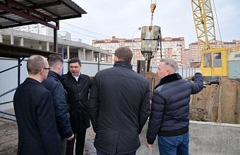 В Краснодаре для строительства подземного перехода на ул. Петра Метальникова изменили нормативы для пандусов