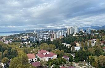 В Сочи запретят строить новые многоквартирные дома