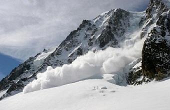 В горах Кубани сохраняется лавиноопасность
