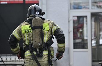 В Новороссийске произошел пожар в квартире многоэтажки, есть пострадавшие