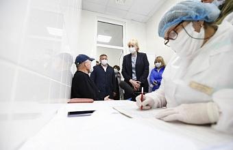 В Динской район поступят еще 2,5 тыс. доз вакцины от коронавируса