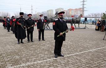 Корниловские поминовения прошли в Краснодаре
