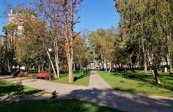 В Новороссийске благоустроят парк и 9 дворовых территорий