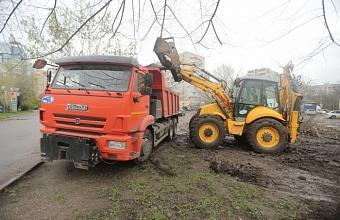 В Краснодаре 19 апреля стартует реконструкция дороги по проспекту Образцова