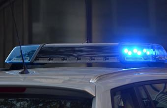 В Абинском районе произошло ДТП с участием полицейского