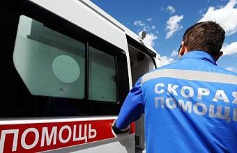 В Краснодаре четыре человека отравились газом