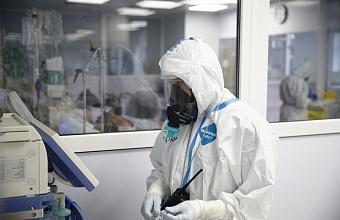 За сутки на Кубани подтвердили 101 случай заболевания коронавирусом