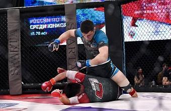 Спортсмен из Краснодара стал чемпионом России по смешанным боевым единоборствам ММА