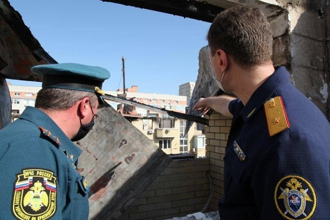 Источник фото: Пресс-служба СУ СК РФ по Краснодарскому краю