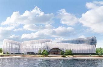 На Затоне в Краснодаре планируют построить крытый аквапарк с лифтами