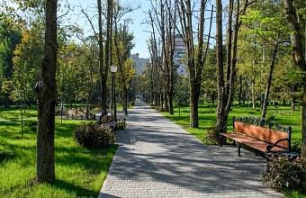 В Краснодаре пройдет онлайн-голосование по благоустройству зелёных зон