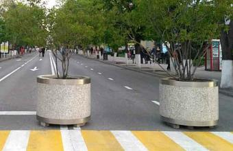 В Краснодаре пешеходными в выходные дни сделают еще несколько улиц