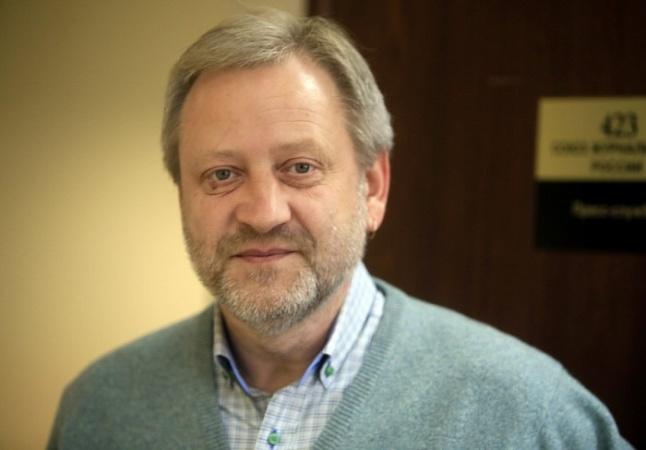 Источник фото: Алексей Вишневецкий, заместитель председателя Союза журналистов России