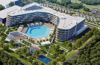 В Анапе 15 мая откроется отель Great Eight