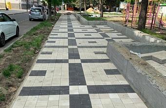Мариинский бульвар в Краснодаре планируют благоустроить до 30 июля