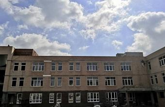 Новая начальная школа в Краснодаре в микрорайоне Гидростроителей готова более чем на 70%