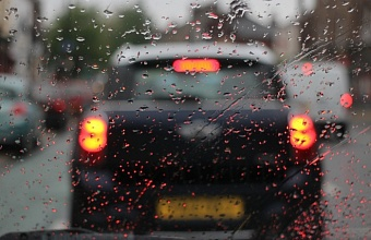 Из-за дождя на краснодарской трассе произошло массовое ДТП