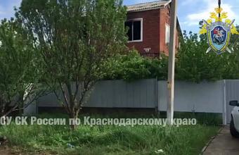 В Кореновске парень убил родных и поджег дом, а затем ранил себя ножом