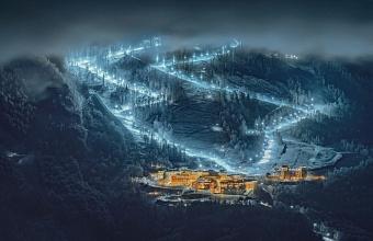 Курорт Красная Поляна зимой посетили 720000 отдыхающих