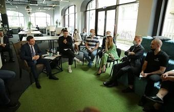 Второй центр развития предпринимательства откроют в Краснодаре на улице Красной