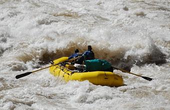 В Сочи во время сплава по реке погибла 24-летня туристка