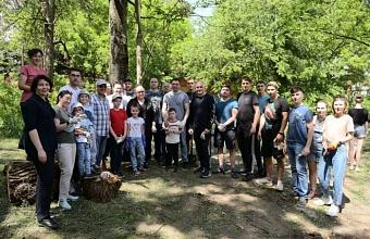 В Краснодаре планируют благоустроить зеленую зону рядом с Чистяковской рощей