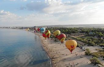 В Анапе стартовал фестиваль воздушных шаров, он продлится по 22 мая
