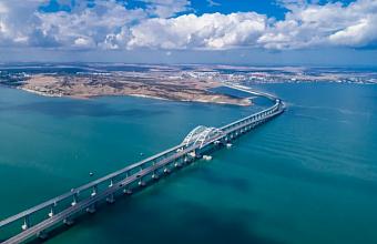 Крымскому мосту исполнилось три года со дня открытия