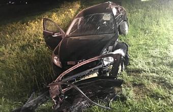 На Кубани столкнулись две легковушки, погибли оба водителя