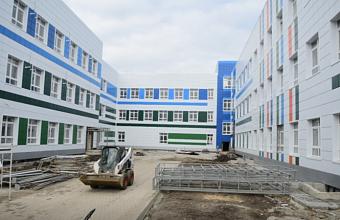 Четыре новые школы планируют открыть в Краснодаре 1 сентября