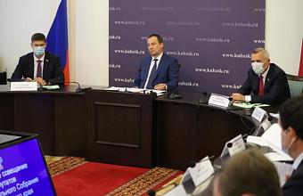 Депутаты ЗСК обсудили подготовку кадров в колледжах и техникумах Кубани