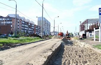 В Краснодаре летом начнут строить дорогу на улице Автомобильной