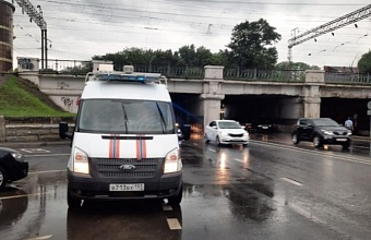 Rains to Stop Obstruct Traffic