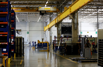 В Краснодарском крае на 19,7% выросли инвестиции в промышленный комплекс
