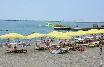 На курортах Кубани заполняемость гостиниц составляет до 90%