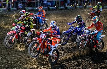 Чемпионат мира по мотокроссу стартовал в Туапсинском районе