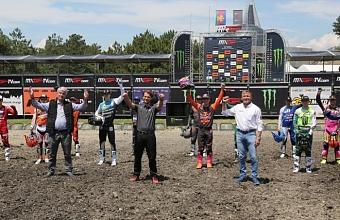 На Кубани завершился первый день гоночного уик-энда MXGP of Russia