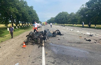 На Кубани в ДТП с грузовым автомобилем погиб ребенок