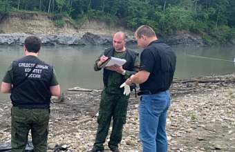 На Кубани нашли тело одного из упавших в реку мальчиков