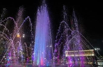 На главном фонтане Краснодара в выходные прозвучит музыка Петра Чайковского