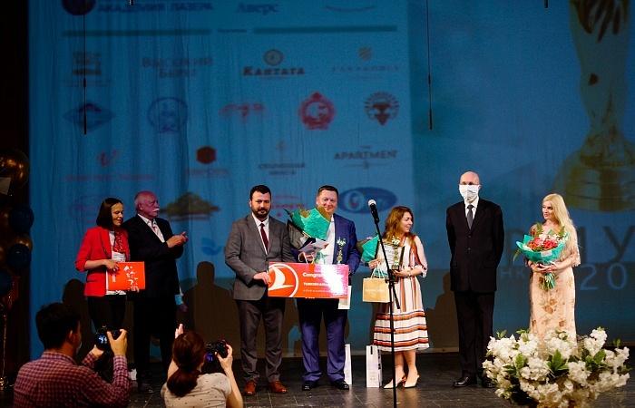 Церемония награждения конкурса «Триумф 2020-21» состоялась в Краснодаре