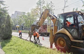 На Кубани в 2021 г. отремонтируют 150 км дорог с участием федерального финансирования